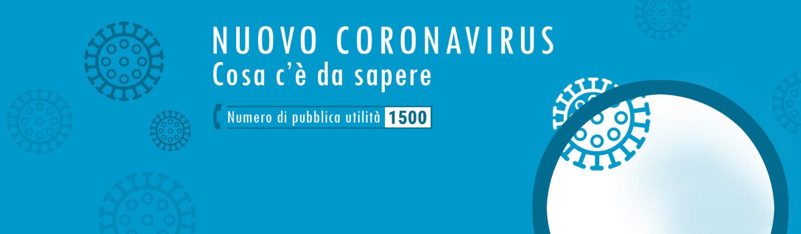 Coronavirus, attivato dalla Regione un gruppo di coordinamento con compiti di monitoraggio e raccordo