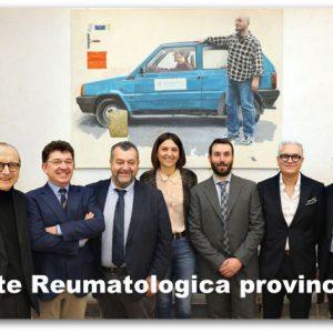 nuova Rete Reumatologica provinciale, rinnovata e potenziata