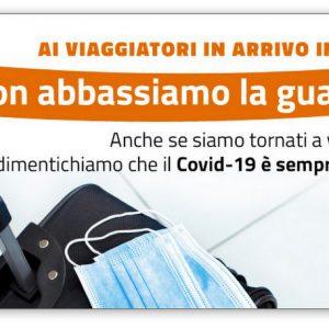 Covid-19 - Viaggiatori