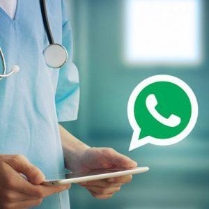 A medici e pazienti piace WhatsApp