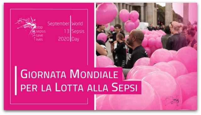 13 settembre, Giornata mondiale per la lotta alla sepsi