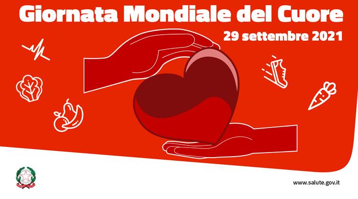 Oggi si celebra la #GiornataMondialedelCuore
